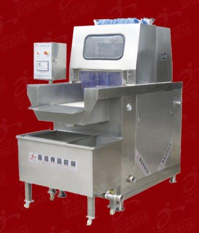 ZYZ108/144/180/240型全自动带骨盐水注射机